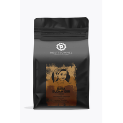 Rösttrommel Kaffeerösterei Espresso Indien Baba Budan Giri 1kg