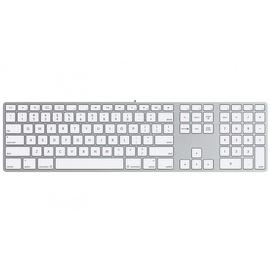 Apple Magic Keyboard mit Ziffernblock US silber