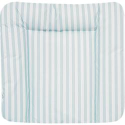 Wickelauflage schwedische Kommoden, Streifen, blau, 69 x 69 cm  Kinder