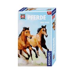 Kosmos Lernspielzeug WAS IST WAS Quizspiel Pferde