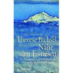 Nahe den Eisriesen. Therese Bichsel  - Buch