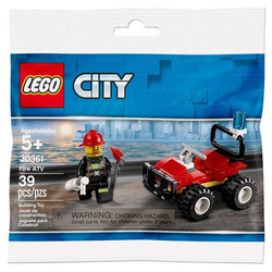 Polybag LEGO City - 30361 - Feuerwehr-Buggy
