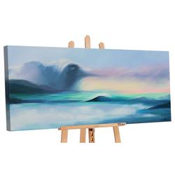YS-Art Gemälde Die Größe des Meeres 027