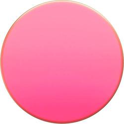 POPSOCKETS Color Chrome Pink Handy Ständer Pink