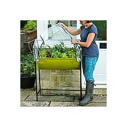 """Pflanzen-Hochbeet """"Easy"""" von Vigoroot, 80x33x115 cm"""