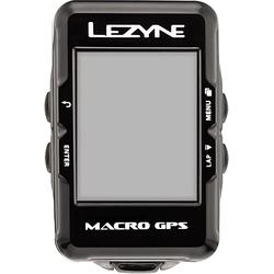Computer Macro GPS mit Herzfrequenzmessgerät schwarz
