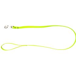 HEIM Hundeleine Biothane, L: 1,2 m, B: 0,9 cm, in 3 Farben gelb