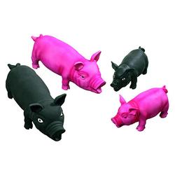 Karlie Latexschwein pink, Maße: 33 cm