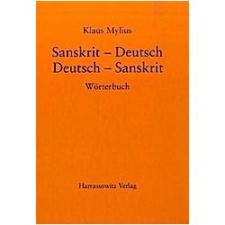 Sanskrit-Deutsch / Deutsch-Sanskrit. Klaus Mylius  - Buch