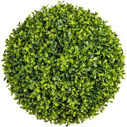 Kunstpflanze Buchsbaumkugel Buchsbaum, Creativ green, Höhe 34 cm