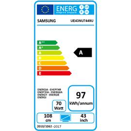 Samsung UE43NU7449