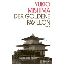 Der Goldene Pavillon als Buch von Yukio Mishima
