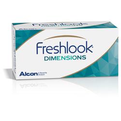 FreshLook Dimensions, Alcon (2 Stk. plan)