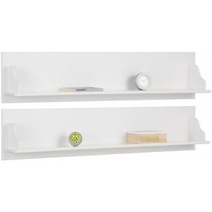 Home affaire Wandpaneel Melissa, Breite 120 cm weiß