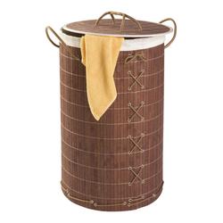 Wäschetruhe Bamboo, 55 l Wenko