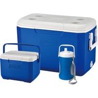 Coleman Kühlbox Combo, blau/weiß