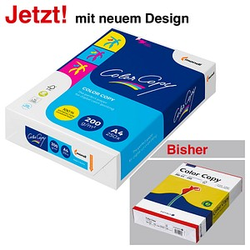 mondi Laserpapier Color Copy DIN A4 200 g/qm 250 Blatt