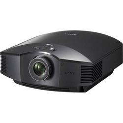 Sony Beamer VPL-HW65 SXRD Helligkeit: 1800lm 1920 x 1080 HDTV 120000 : 1 Schwarz