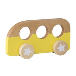 Bloomingville Spielzeug Auto, gelb