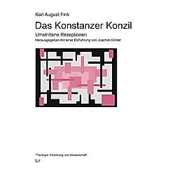 Das Konstanzer Konzil. Karl A. Fink  - Buch