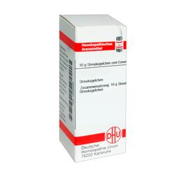 THYREOIDINUM D 4 Globuli 10 g