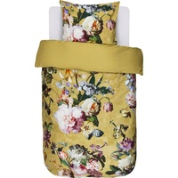 Essenza Fleur golden yellow 135 x 200 + 80 x 80 cm
