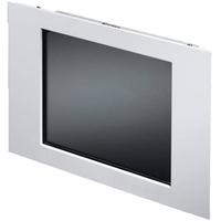 Rittal TFT-Monitor 15 Zoll Aluminium Licht-Grau (RAL 7035) (B x H) 430mm x 343mm SM 6450.070 1St.