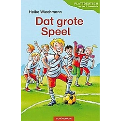Dat grote Speel. Heike Wiechmann  - Buch