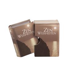 Zen Weisheiten als Buch von