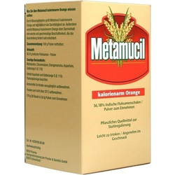 METAMUCIL Orange kalorienarm Pulver 174 g