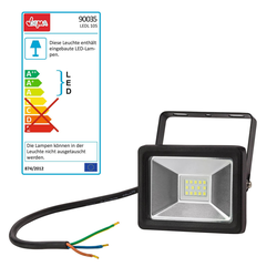 LED-Leuchte Slim 10W Strahler LED-Lampe