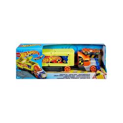 Mattel® Spielzeug-Auto Mattel GCK39 - Hot Wheels - Fahrzeug, Super Stunt Transporter