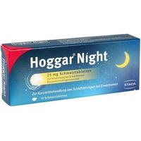 STADA Hoggar Night 25 mg Schmelztablette