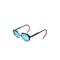 Retrosonnenbrille Jonas für Kinder Sonnenbrillen blau Gr. one size Jungen Baby