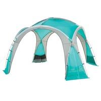 Coleman Event Dome Extra Large 4,50 x 4,50 m blau/weiß
