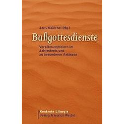 Bußgottesdienste - Buch