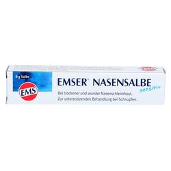 EMSER Nasensalbe Sensitiv 8 g