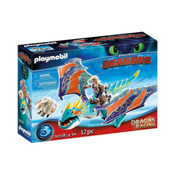 Playmobil® Spielfigur PLAYMOBIL® 70728 PLAYMOBIL Dragons: Astrid und