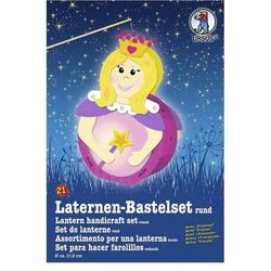 Laternen-Bastelset 21 'Prinzessin'