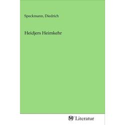 Heidjers Heimkehr als Buch von
