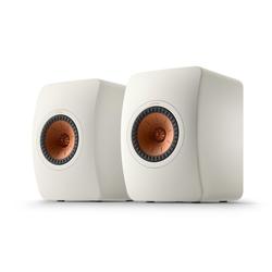 KEF LS50 Meta Regal-Lautsprecher (100 W, Regal-Lautsprecher, Monitor-Lautsprecher, 40-100Watt) weiß