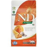 N&D Pumpkin, Hering & Orange 3 x 1,5 kg
