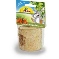 JR Farm Knabber-Holzrolle Karotte 150 g