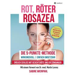 ROT RÖTER ROSAZEA: eBook von Sabine Wienpahl