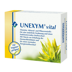 UNEXYM Vital Tabletten 100 St