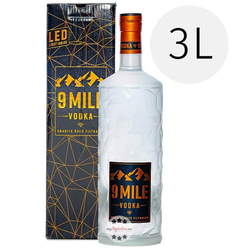 9 Mile Vodka 3l