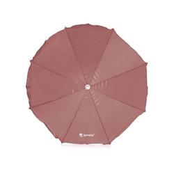Lorelli Kinderwagenschirm Universal Schirm, gegen Sonne und Regen, passend für alle Kinderwagen
