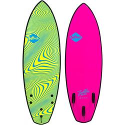 SOFTECH SOFTBOARDS FELIPE TOLEDO WILDFIRE Surfboard 2020 neon - 5,11