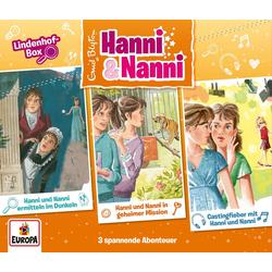 Hanni und Nanni Box 15: Lindenhofbox