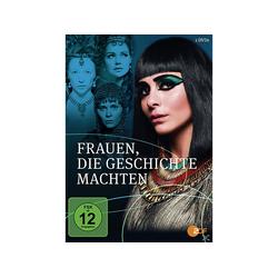 Frauen, die Geschichte machten DVD